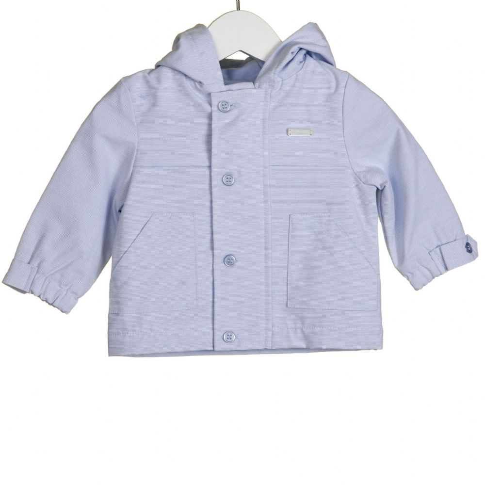 Baby Boy Lovely Blue Summer Jacket